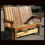 Redwood Outdoor Glider